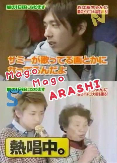 Mago Mago Arashi海报