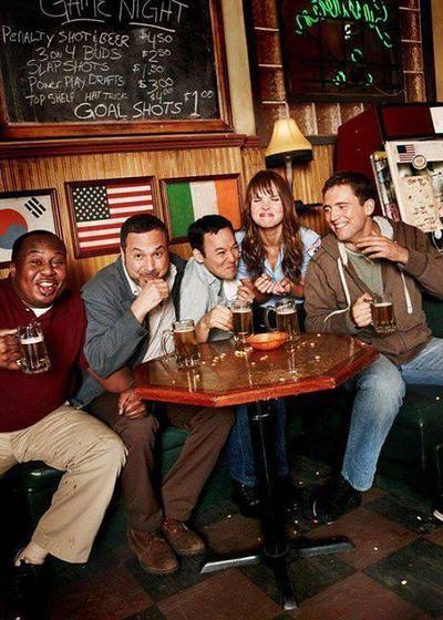 父与子酒吧 第三季海报