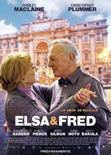 艾尔莎与弗雷德海报