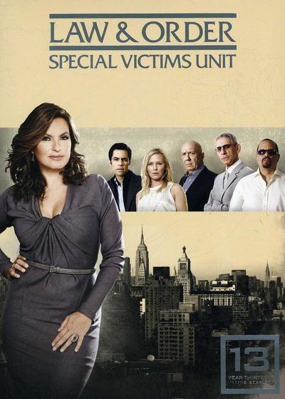 法律与秩序:特殊受害者 第十三季海报