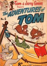猫和老鼠喜剧秀海报