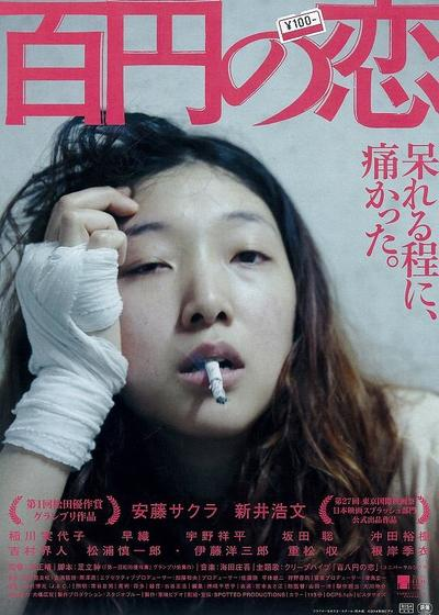 百元之恋海报