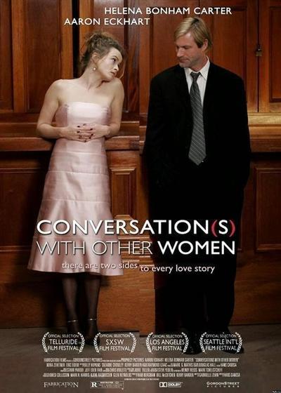 与女人们的对话海报