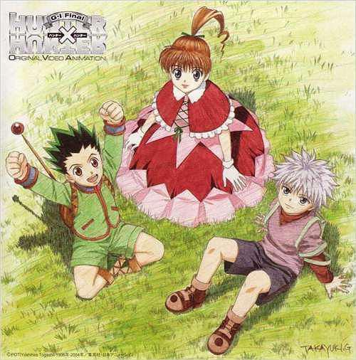 全职猎人 OVA 3
