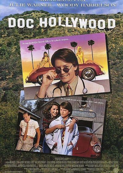 好莱坞医生海报