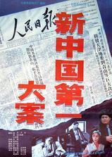 新中国第一大案海报