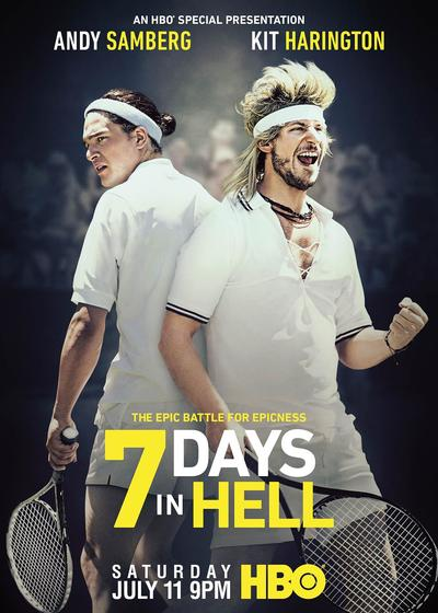 七日地狱海报