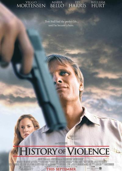 暴力史海报