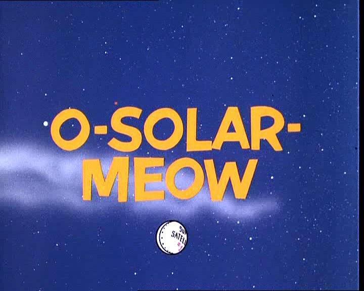 太阳系的猫叫声
