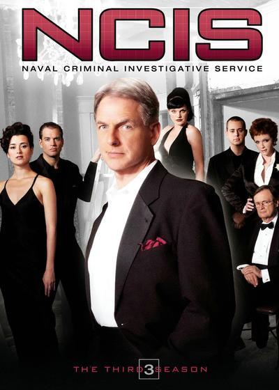 海军罪案调查处  第三季海报