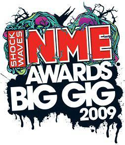 ShockWaves NME Awards 2009海报