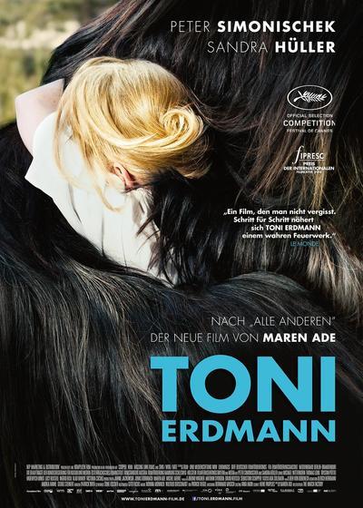 托尼·厄德曼海报