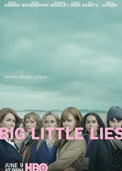大小谎言 第二季海报