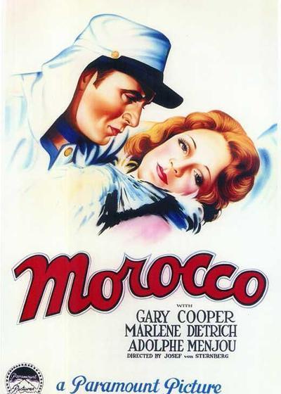 摩洛哥海报