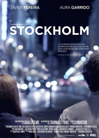 斯德哥尔摩海报