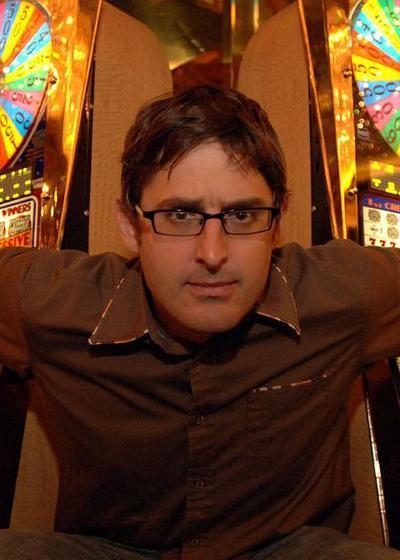 Louis Theroux: Gambling in Las Vegas海报