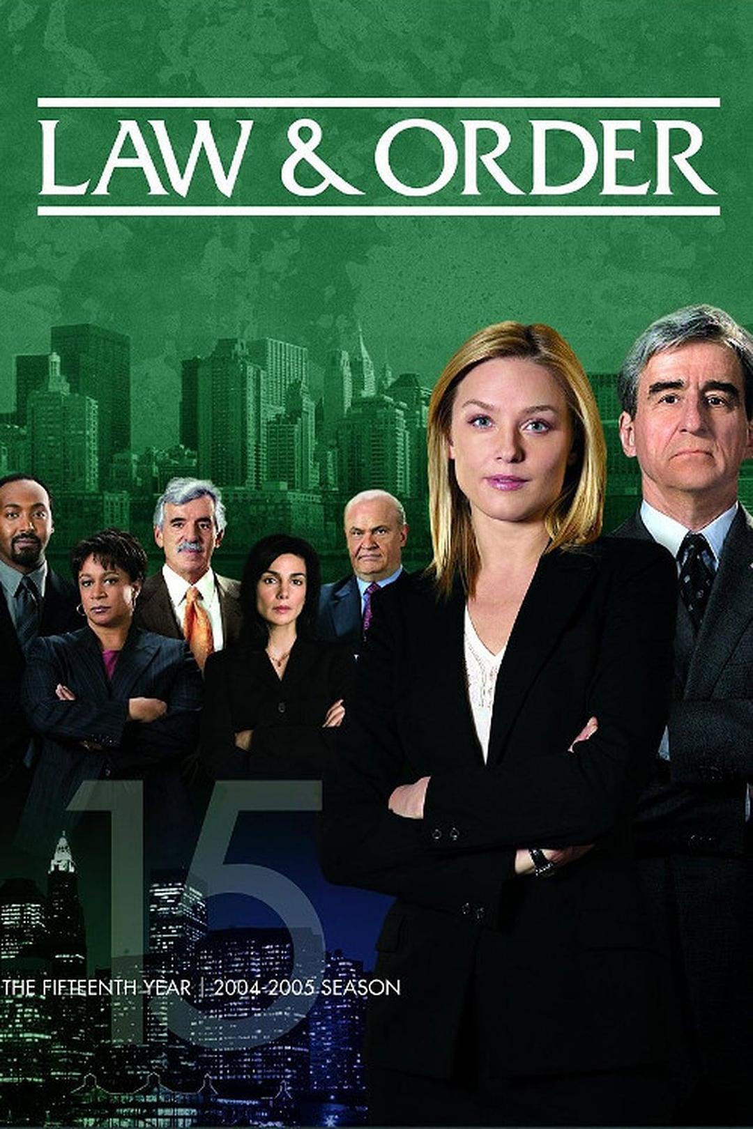 法律与秩序 第十五季