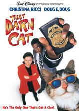 酷猫妙探海报