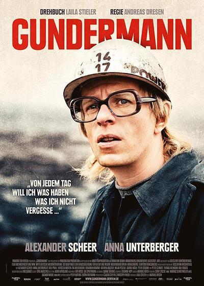 煤工歌手冈德曼海报
