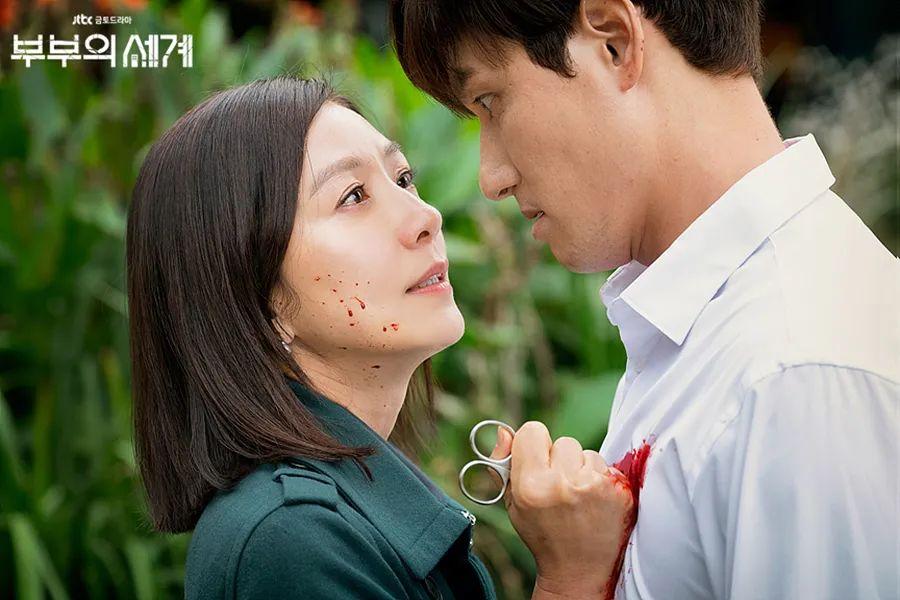 2020最佳韩剧出炉,《夫妻的世界》第二,第一豆瓣9.4分
