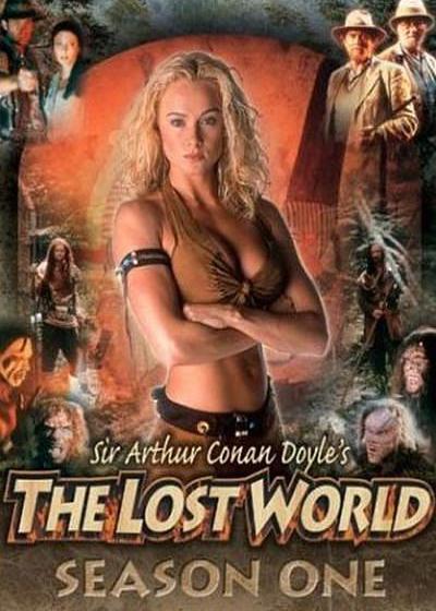 遗失的世界 第一季海报