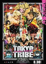 东京暴族海报
