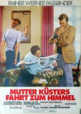 卡斯特婆婆升天记海报