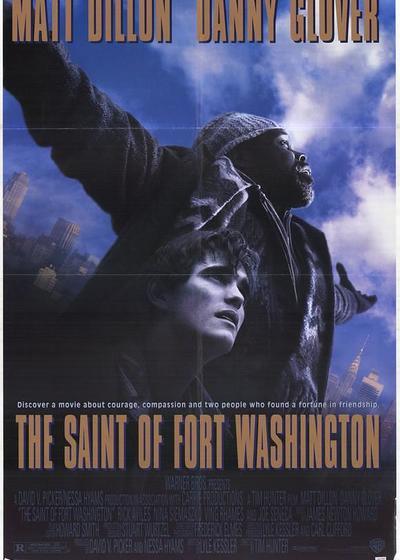 华盛顿城堡的圣徒海报