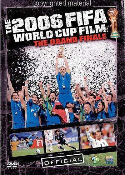 2006年世界杯决赛圈官方纪录片海报