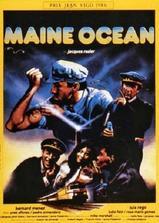 缅因海海报