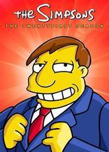 辛普森一家  第二十一季海报