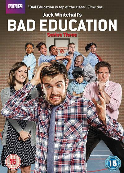 不良教育 第三季海报