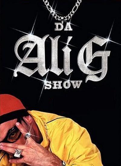Ali G个人秀 第一季海报