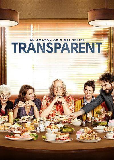 透明家庭 第二季海报