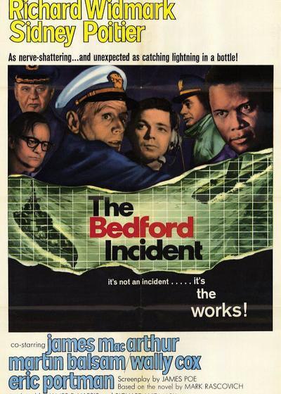 贝德福德军变海报
