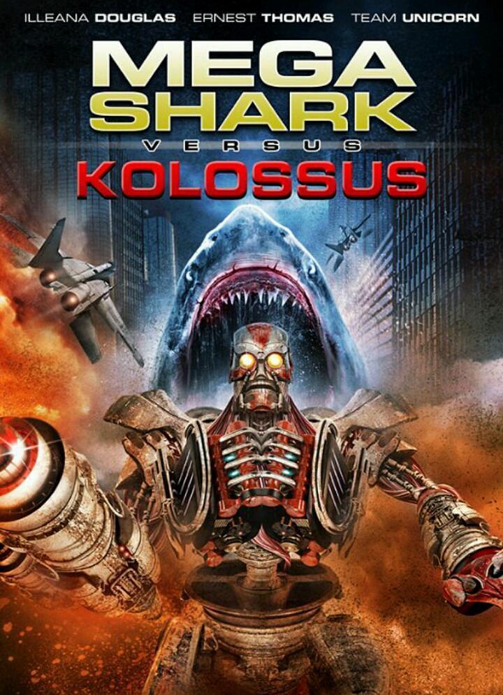 无敌巨鲨大战进击巨人