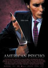 美国精神病人海报
