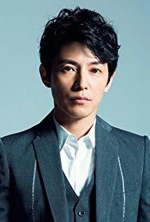 藤木直人 Naohito Fujiki演员