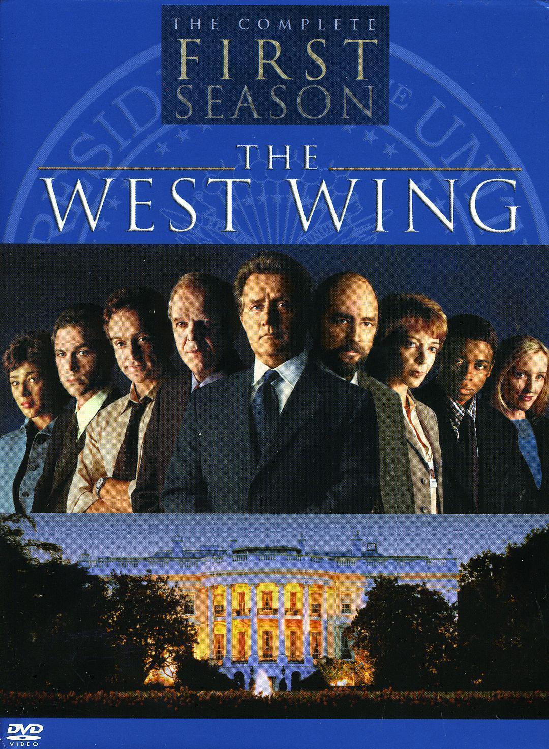 白宫风云 第一季