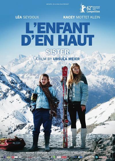 山上的孩子海报
