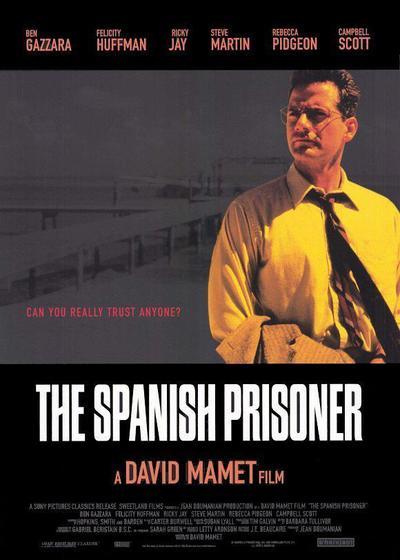 西班牙囚犯海报