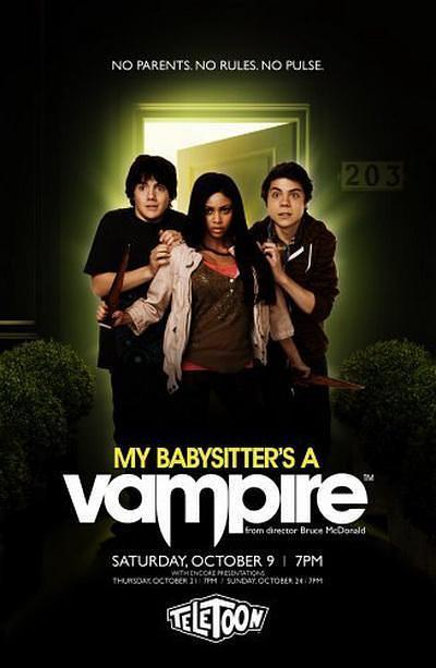 吸血鬼保姆 第一季