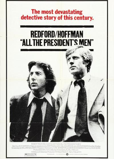 总统班底海报