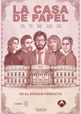 纸钞屋 第一季海报