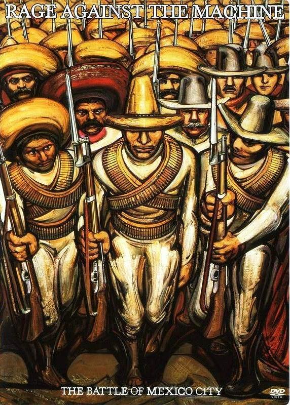 暴力反抗机器:墨西哥城之战