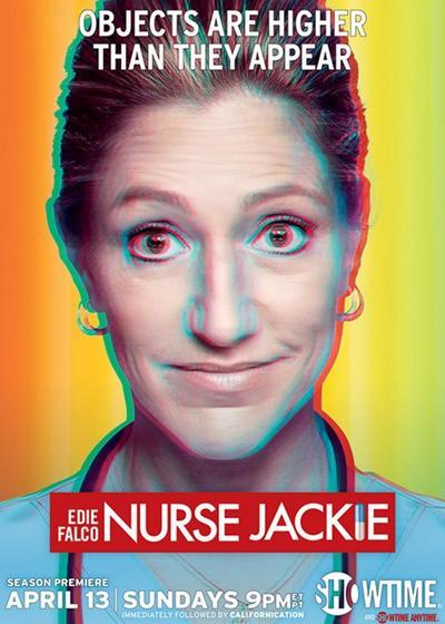 护士当家 第六季海报