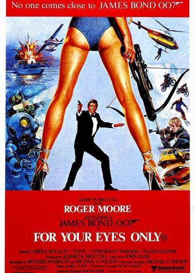 007之最高机密海报