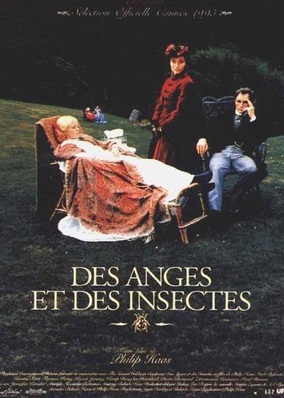 天使与昆虫海报