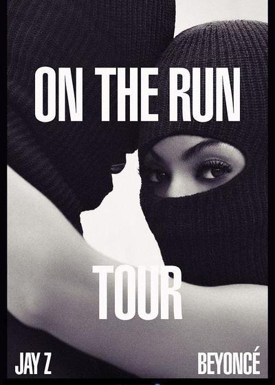 On the Run Tour: Beyonce and Jay Z海报