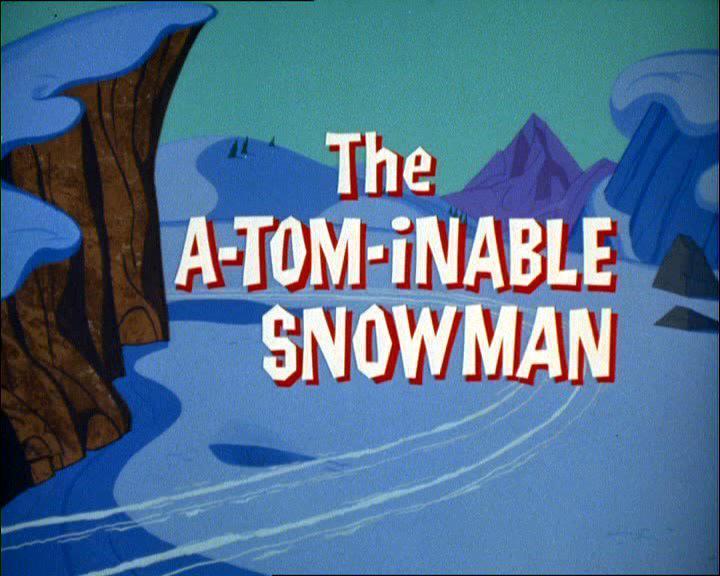 汤姆小雪人